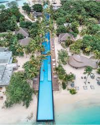 100 Maldives Infinity Pool DialAFlight On Twitter WOW Check Out The 200m