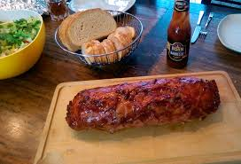 rezept mac n cheese bacon bomb mit barbecue glasur makkaroni füllung