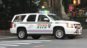 100 Gay Trucks EXCLUSIVE NYPD Pride 2017 Car Responding 62517 YouTube