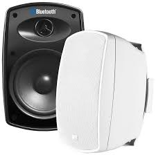 Wireless Bluetooth Patio Speakers