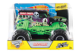 100 Monster Jam Toy Truck Videos Hot Wheels Grave Digger Vehicle Shop Hot Wheels