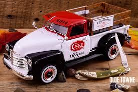 100 Ertl Trucks Truck And Knife Set 1950 125th Anniversary