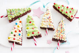 Christmas Tree Meringues by Christmas Kids Gifts