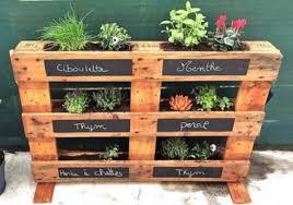 Pallet Garden Ideas DIY Projects Pinterest Best Tutorials