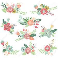 Drawn Floral Vintage 13