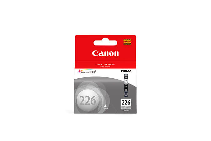 Canon CLI-226 Ink Tank - Gray