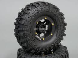 100 Cheap Black Truck Rims Axial RC 110 Scale Wheels 19 BEADLOCK Metal Aluminum