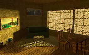 Minecraft Bedroom Wallpaper by Minecraft Hd Room By Jurgie97 On Deviantart