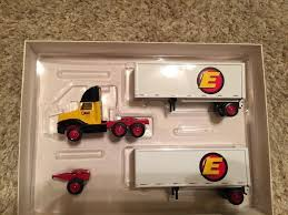 International TRACTOR TRAILER DIECAST WINROSS TRUCK Estes Express ...
