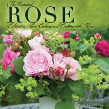 Of 10 New Titles In Our Line Up This Year The International Herb Association Chose Rose As YearTM 2012 Essential Wall Calendar