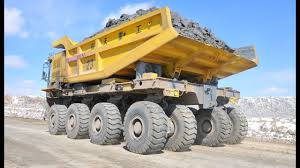 100 Mining Truck The Largest Chinese YouTube
