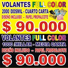 ▷ Imprimir Volantes Online A Domicilio Foto Play Colombia