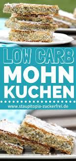 low carb mohnkuchen
