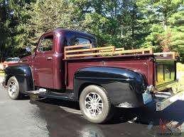 1950 Ford F1 Pickup 1951 Ford F3 Flatbed Truck No Chop Coupe 1949 1950 Ford T Pickup Car And Trucks Archives Classictrucksnet For Sale Classiccarscom Cc698682 F1 Custom Pick Up Cummins Powered Custom Sale Short Bed Truck Used In Pickup 579px Image 11 Cc1054756 Cc1121499 Berlin Motors