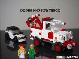 LEGO IDEAS - Product Ideas - Dodge M-37 Tow Truck