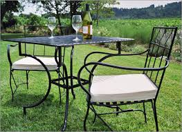 Modern Iron Outdoor Furniture Modern At Architecture Set With