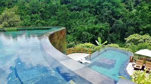 100 Ubud Hanging Gardens Resort The Worlds Best Swimming Pool At Of Bali