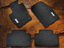 jeep carpet rubber and all season floor mats leeparts com