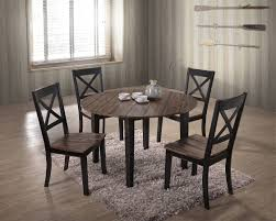 A La Carte Round Dining Room Set (Black/ Cashew) Dorel Living Andover Faux Marble Counter Height 5 Pc Ding Set Denmark Side Chair Designmaster Fniture Ava Sectional Cashew Hyde Park Valencia Rectangular Extending Table Of 4 Button Back Chairs Room Big Sandy Superstore Oh Ky Wv Hampton Bay Oak Heights Motion Metal Outdoor Patio With Cushions 2pack Sofa Usb Charging Ports Intercon Nantucket Transitional 7 Piece A La Carte And Liberty