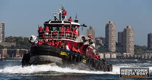 Tug Boat Sinks by Tugboat Glamour Shots At The Great North River Race U2014 New York