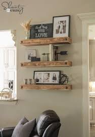 Decorate Wall Shelves Best 25 Floating Shelf Decor Ideas On In 15