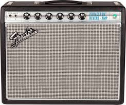 Empty 1x10 Guitar Cabinet by Fender U002768 Custom Princeton Reverb Tube Guitar Combo Amplifier