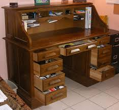 Jasper Cabinet Company Secretary Desk by Jasper Cabinet Roll Top Desk Mf Cabinets
