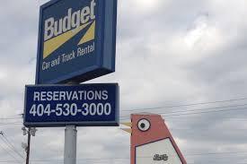 100 Budget Trucks Rental Marietta At The Big Chicken Car And Truck Of