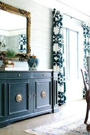 Outstanding Navy Dining Room Traditional