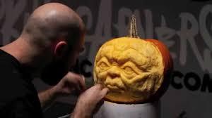 Yoda Pumpkin Template Free by Yoda Pumpkin Carving Hd Youtube