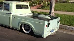 1959 Ford F100 Bagged Lowrider - YouTube Elliot 57 Ford Pickup File1950 Ford F1 Pickup Truckjpg Wikimedia Commons 1957 F100 Stepside Boyd Coddington Wheels Truckin Magazine Ford F100 Google Search Cars Pinterest Trucks Mercury M100 And 1953 Chevrolet 1948 Trucks Hot Rod 1959 Bagged Lowrider Youtube 1958 Edsel Ranchero Custom Truck Autos Antiguos Tractor Valenti Classics 56 Build Lsansautoclubps4