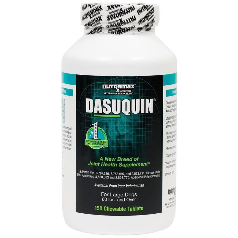 Nutramax Dasuquin Tablets - x150, for Dogs Over 60lbs