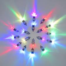 birthday diy light 20pcs lot multi color led light bulb balloon