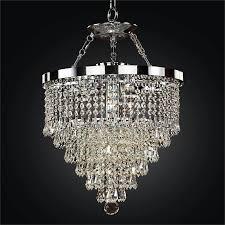 chandelier large chandeliers flat ceiling light flush mount