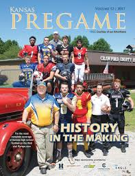 100 Smith Trucking Worthington Mn Kansas Pregame Football Preview 2017 By Sixteen 60 Publishing Co