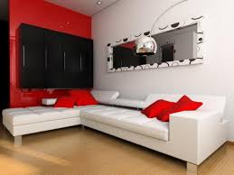 Black And Red Living Room Ideas by Red Living Room Decorating Inspiration Black White And Plus Decor