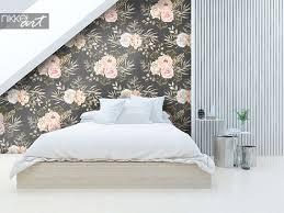 decorate dein schlafzimmer mit fototapete