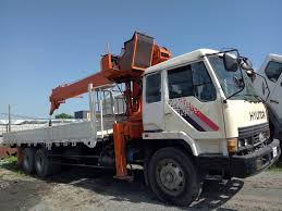 HYUNDAI BOOM TRUCK FOR SALE Valenzuela - Philippines Buy And Sell ...