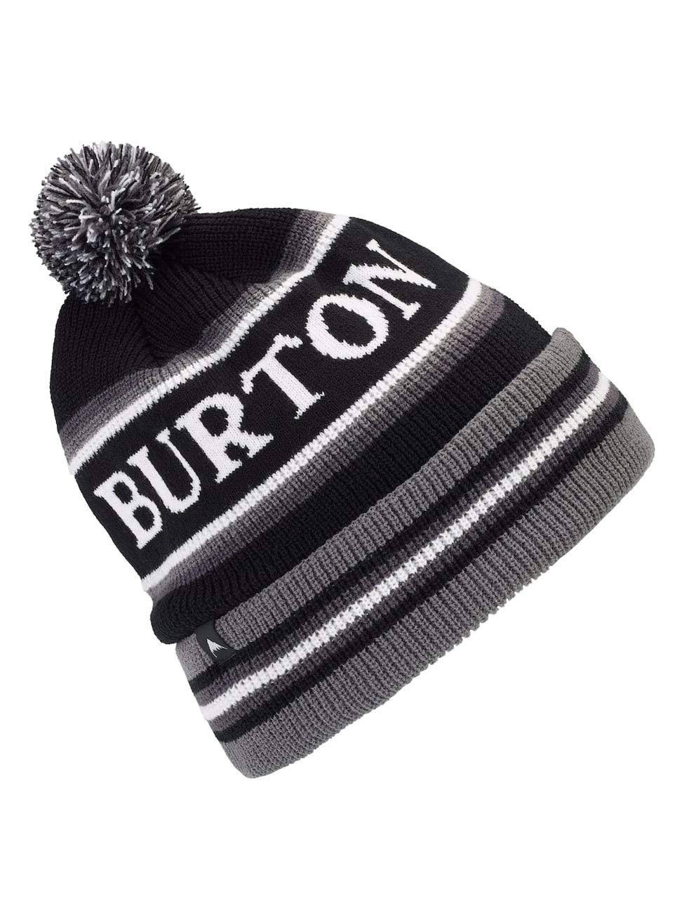 Burton Unisex Trope Beanie - True Black, One Size