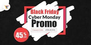 Black Friday And Cyber Monday Joomla Black Friday Deals 2017 Save Up To 70 Joomdev Com