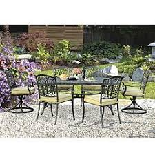 Agio Patio Furniture Sears by Patio Dining Sets Outdoor Dining Chairs Sears