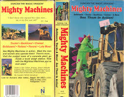 Retro-Daze - VHS Covers Caterpillar Cstruction Vehicles Mighty Machines For Kids Sandi Pointe Virtual Library Of Collections The Great Big Book Jean Coppendale Ian Graham Tow Truck Uses Of Youtube In Pics Classicoldsongme Guy Those Magnificent Mighty Machines Driving Trucks Children 1 Hour Compilation Community Events Media Becker Bros Making A Road Fire And Baby Boy Gift Basket Lavish Matchbox On Mission Mbx Mighty Machines Cars Trucks Heroic Rescue Used Questions Answers