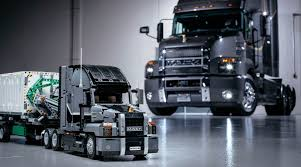 Orders Rise, But Market Share Falls For Mack Trucks In First Quarter ...