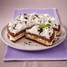 schoko bananen sahne torte