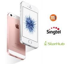 Apple iPhone SE telco price plan parison HardwareZone