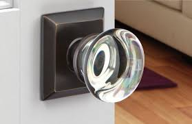 Emtek Crystal Cabinet Pulls by Los Angeles Based Decorative Hardware Firm Emtek Wins 5 National