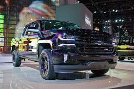 2016 Chevy Trucks Go Dark With Midnight Editions » AutoGuide.com News