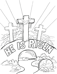 Free Story Coloring Pages Bible To Print Awesome Me Cross Picture
