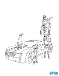 All About Transformers Robots In Disguise Coloring Pages Kidskunst