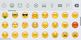 Android users are finally ting new WhatsApp emoji FOUR MONTHS